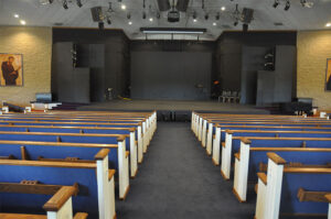 The North Campus Auditorium hosts a variety of performances